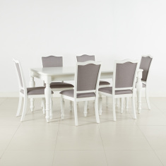 Durban 6-Seater Dining Set