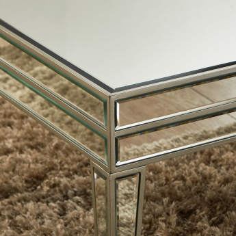 Domino Mirrored Coffee Table