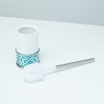 Bassa Glossy Toilet Brush Holder