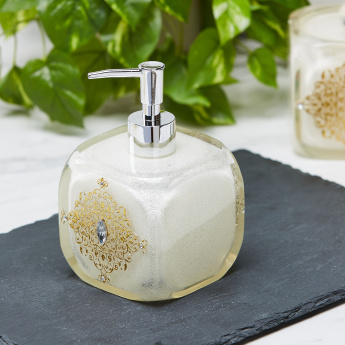 Awing Hand Crafted Soap Dispenser