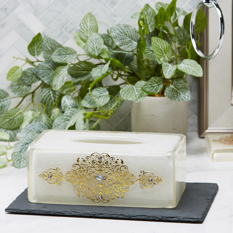 Awing Decorative Tissue Box Cover