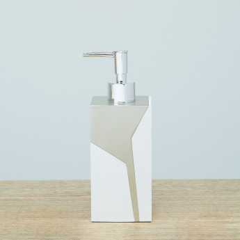 Silken Soap Dispenser with Pump