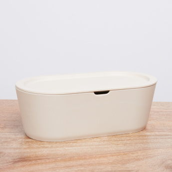 Nature Kitchen Pearl Bread Bin