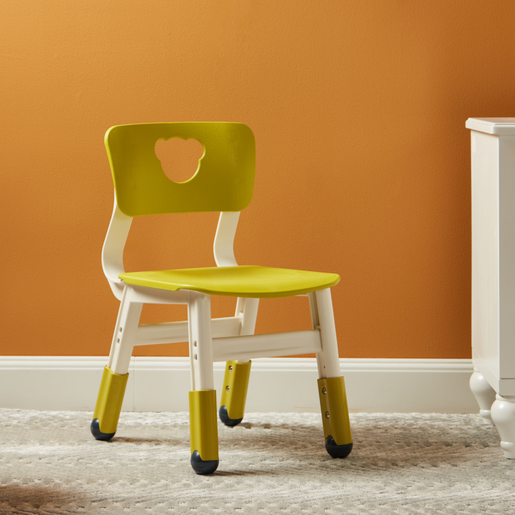 Kais Adjustable Chair with Cutout