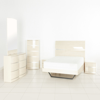 Cosmos 5-Piece King Bed Set - 180x210 cms