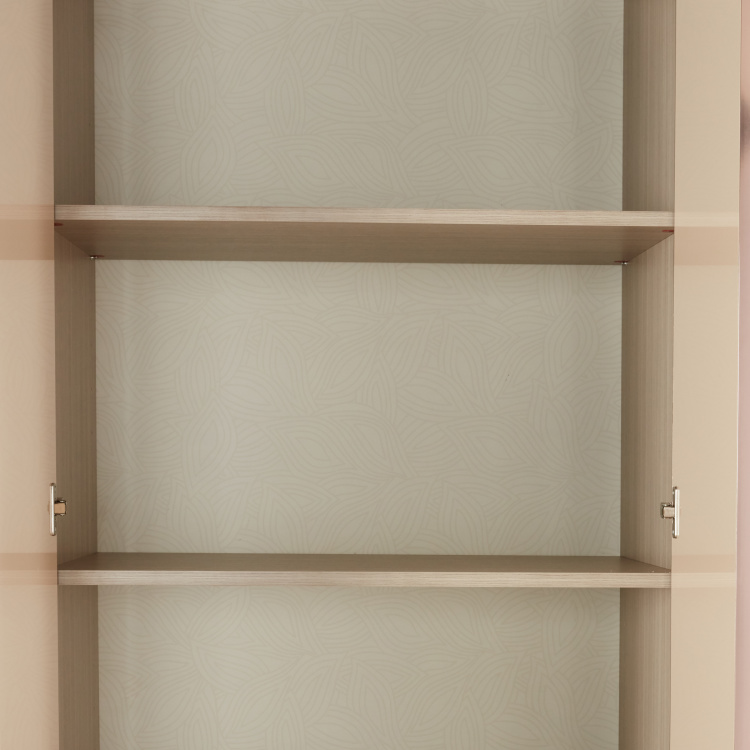 Cynthia 6-Door Mirrored Wardrobe