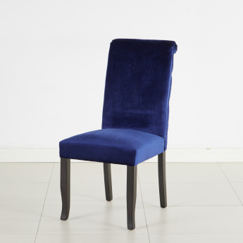 Domino Tufted Armless Dining Chair