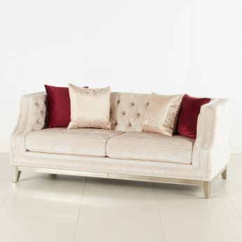 Jewel Tufted 3-Seater Sofa