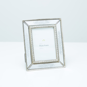Herblay Mirrored Photo Frame - 5x7 inches