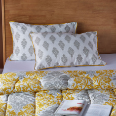 Carola 3-Piece Queen Comforter Set - 200x240 cms