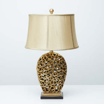 Novella Electric Table Lamp - 70 cms