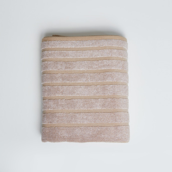 Pure Source Nara Textured Bath Sheet - 90x150 cms