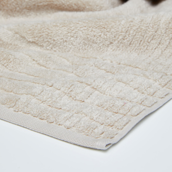Egyptian Textured Bath Sheet - 90x150 cms