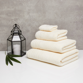Egyptian Textured Hand Towel - 50x100 cms