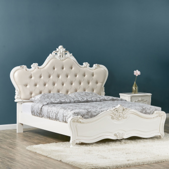 Anthea 6-Piece King Bed Set - 180x210 cms