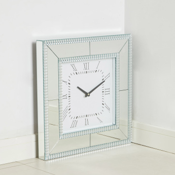 Aspatria Square Wall Clock