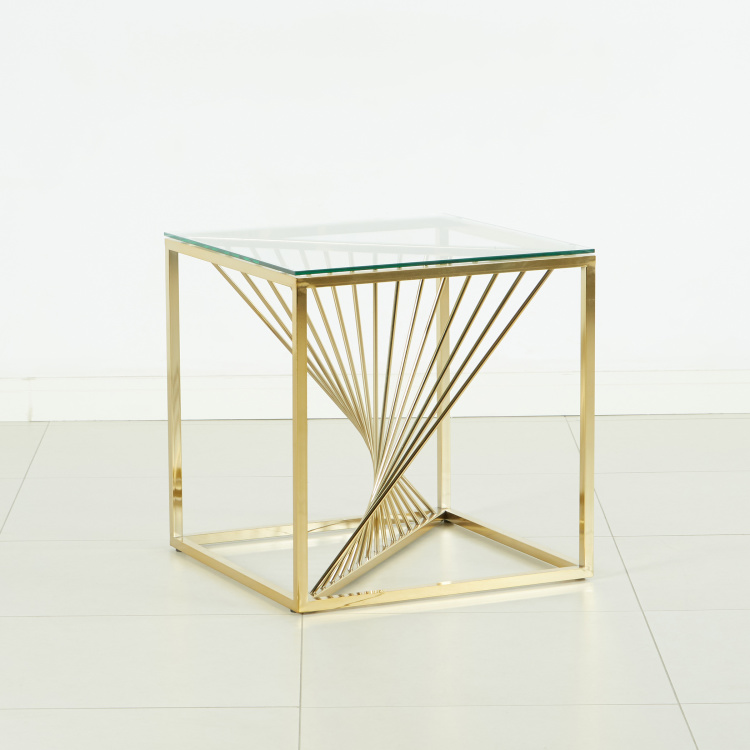 Alfie Square End Table
