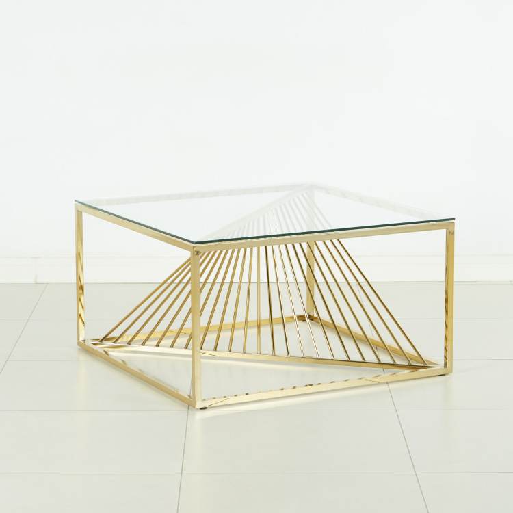 Alfie Square Coffee Table