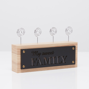 Brighthouse Family LED Photo Deco Clip