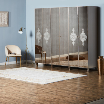 Jewel 6-Door Wardrobe
