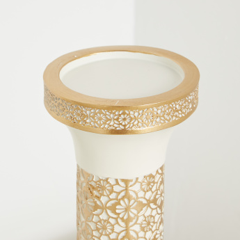 Zagreb Textured Candle Holder