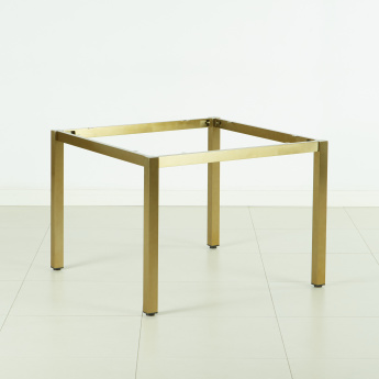 Blend-X Metallic Table Frame