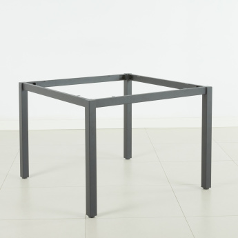 Blend-X Square Metallic Table Frame