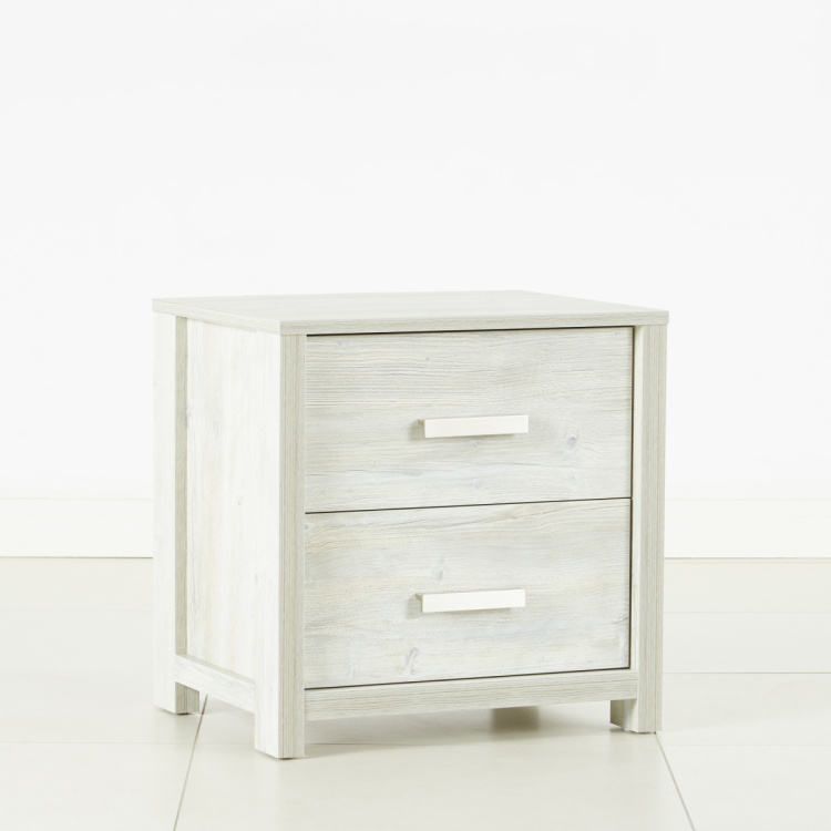 Tyler New Nightstand with 2 Drawers