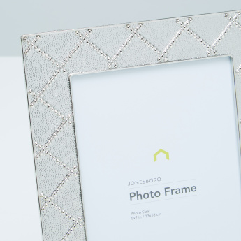 Jonesboro Textured Photo Frame - 4x6 inches