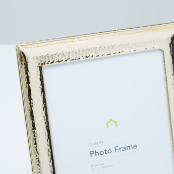 Rogers Textured Photo Frame - 4x6 inches