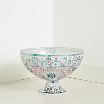 Kaleidoscope Mosaic Decorative Bowl