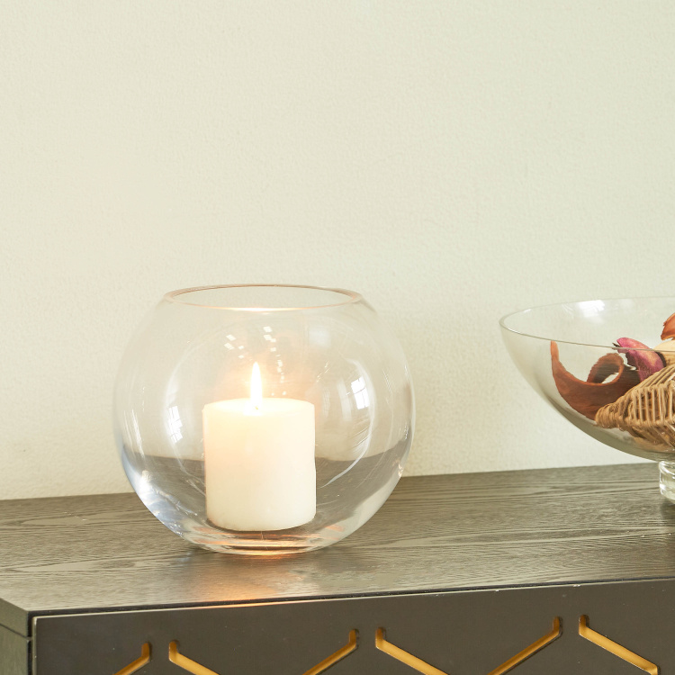 Cleo Round Candle Holder