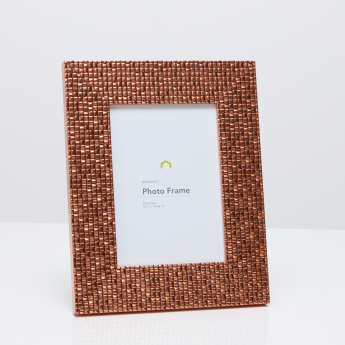 Arnold Textured Photo Frame - 5x7 inches
