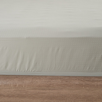 HygroTencel Wellness Printed Fitted Sheet - 180x210 cms