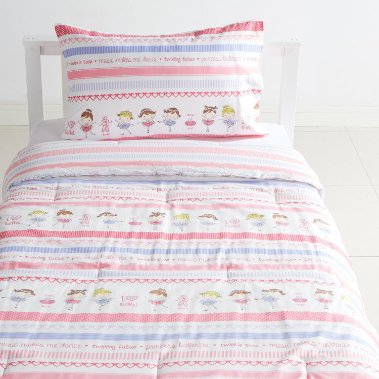 Twyla Printed 2-Piece Full Comforter Set - 160x240 cms