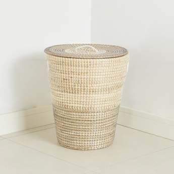 Clyde Handcrafted Hamper with Lid