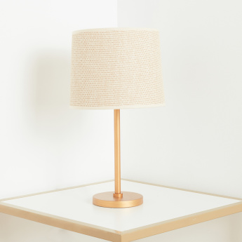 Demopolis Bamaboo Table Lamp - 54 cms