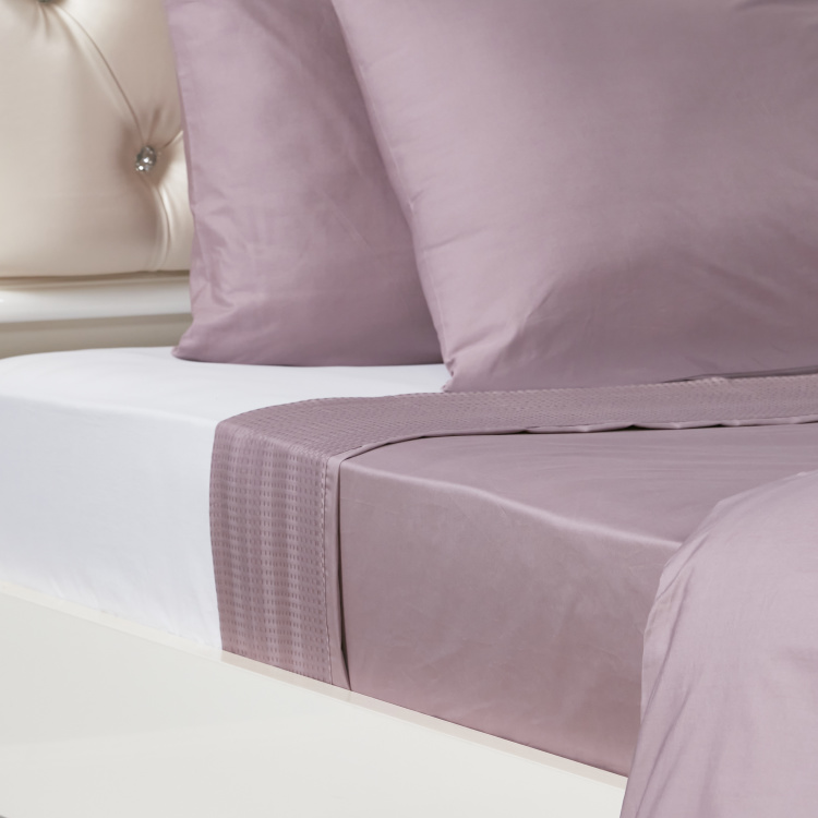 Eternity Luxe Full Flat Sheet - 180x270 cm