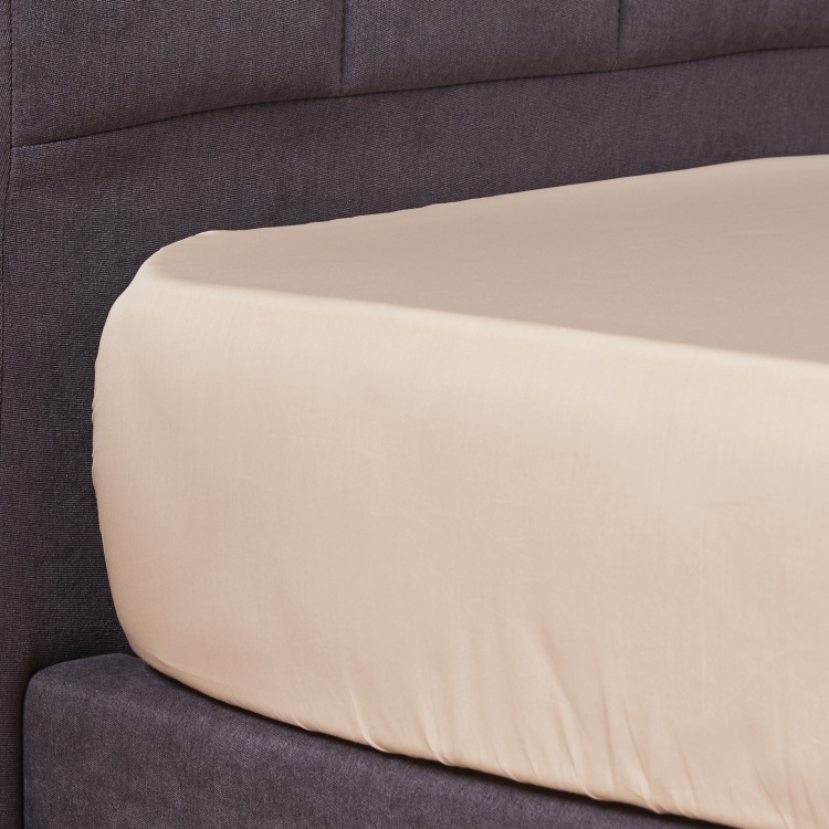 Eternity Luxe King Fitted Sheet - 180x210 cm