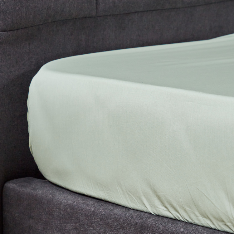 Eternity Luxe Queen Fitted Sheet - 155x205 cm