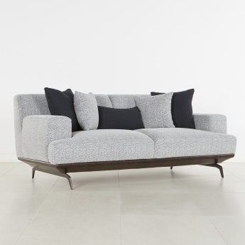 Steve 2-Seater Sofa with Scatter Cushions
