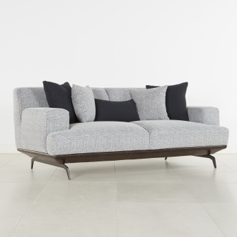 Steve 3-Seater Sofa with Scatter Cushions