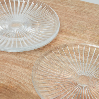 Sunbeam 4-Piece Plate Set - 21 cms