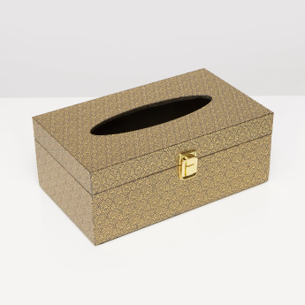Imperial Printed Tissue Box