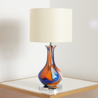 Murano Glass Table Lamp - 59 cms
