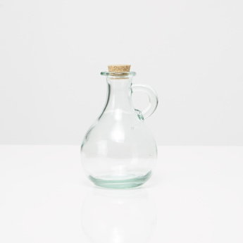Julio Oil Bottle with Cork Lid - 330 ml