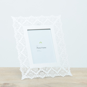 Mist Rectangular Photo Frame - 5x7 inches