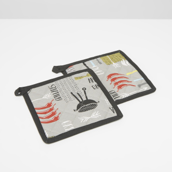 Barbeque Pot Holders - Set of 2