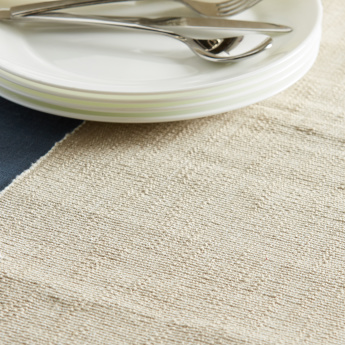 Florence Ribbed Table Runner