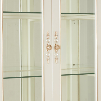 Edgar 6-Door Buffet & Hutch with 3-Drawers